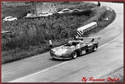 Targa Florio by Francesco Ciofalo