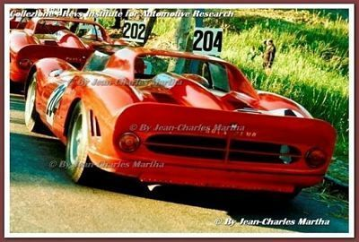 Targa Florio e Revs Program at Stanford University