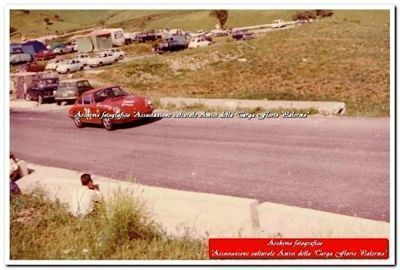 "Targa Florio 1968 .... Collesano ""off limits"" per le Porsche ....."